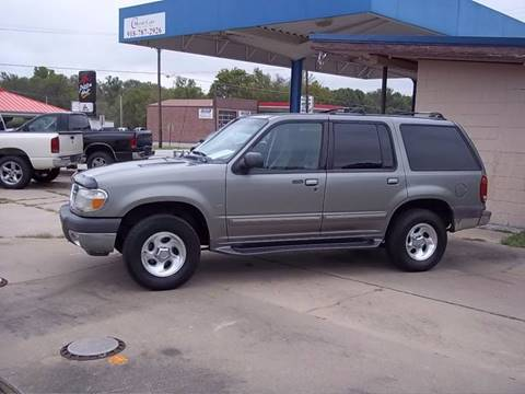 2001 Ford Explorer for sale in Grove, OK
