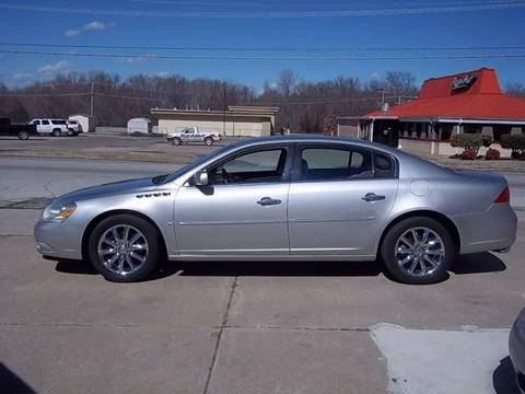 2006 Buick Lucerne for sale at C MOORE CARS in Grove OK
