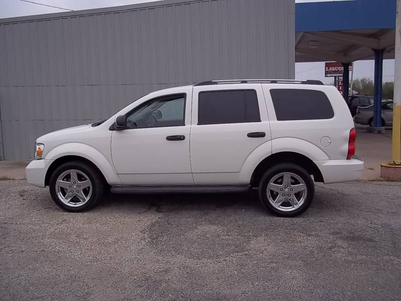 2007 Dodge Durango for sale at C MOORE CARS in Grove OK