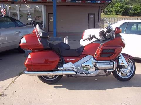 2007 Honda Gold Wing for sale at C MOORE CARS in Grove OK