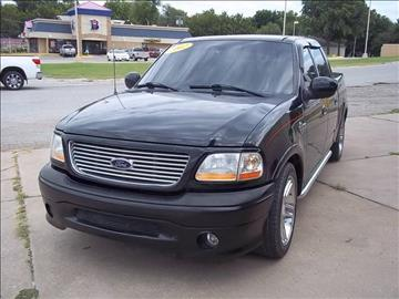 2002 Ford F-150 for sale in Grove, OK
