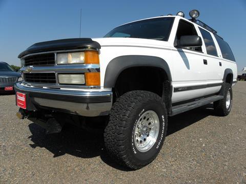 1997 Chevrolet Suburban for sale in Sidney, NE