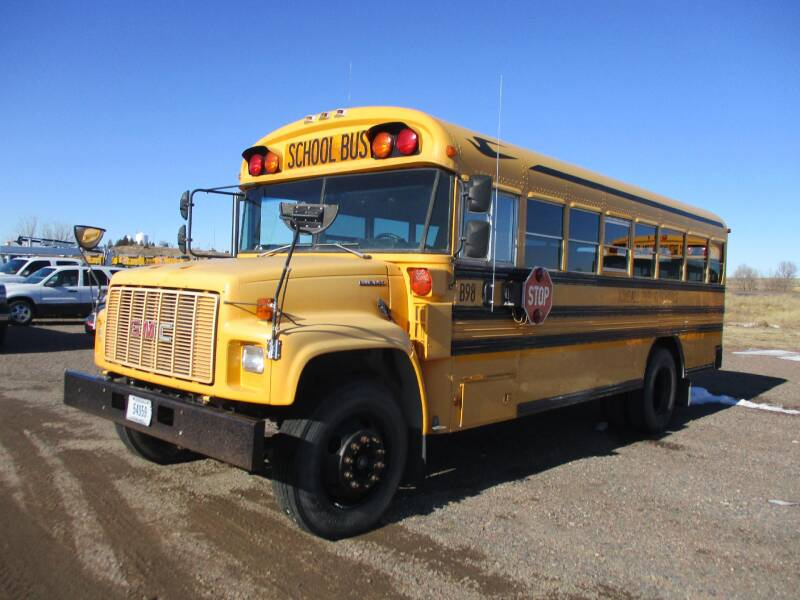 1997 GMC P7000
