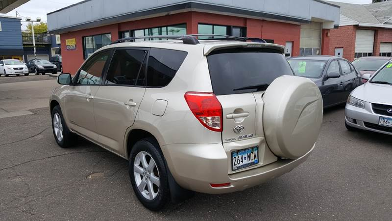 Toyota RAV4 2007 Limited 4dr SUV 4WD V6