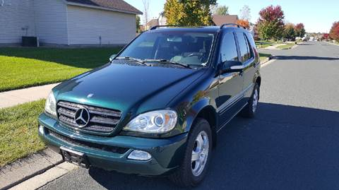 2004 Mercedes-Benz M-Class for sale in New Port, MN