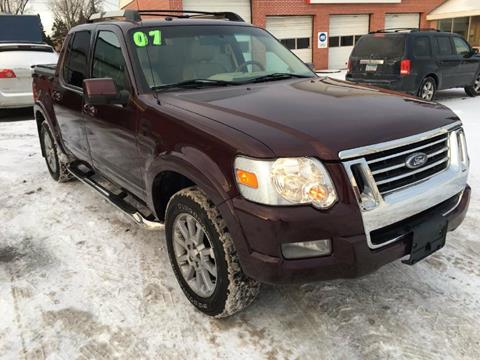 Ford explorer sport trac for sale in minnesota for Christy motors crystal mn