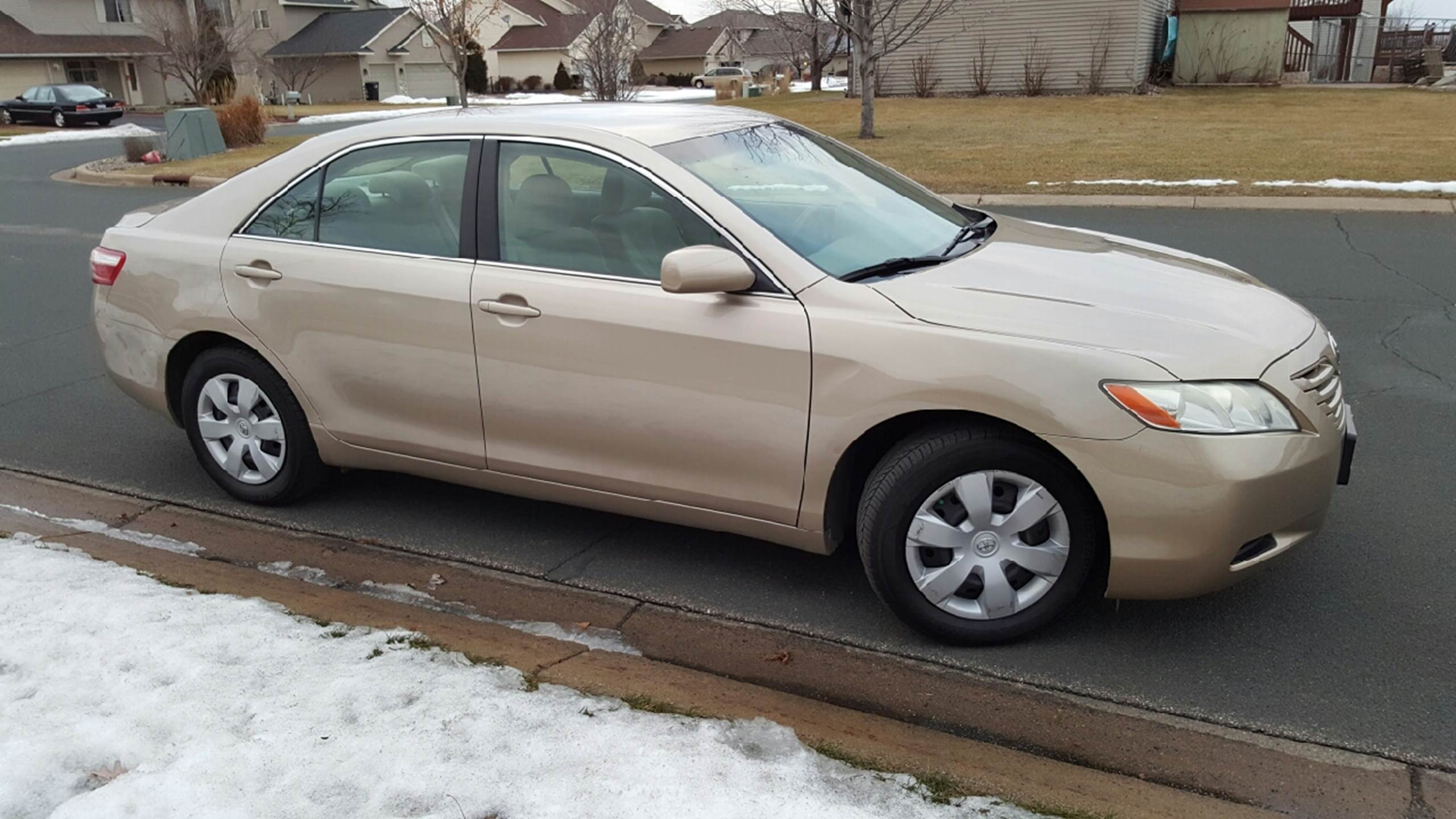 2009 Toyota Camry for sale at Alliance Auto in Newport MN