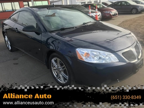 2008 Pontiac G6 for sale in Newport, MN