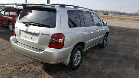 2006 Toyota Highlander for sale in New Port, MN