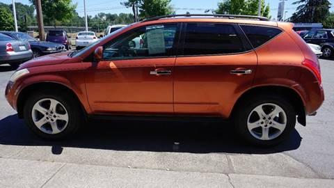 2003 Nissan Murano for sale in Lakewood, WA