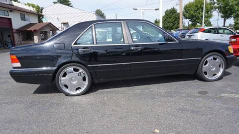 1995 Mercedes-Benz S-Class for sale in Lakewood, WA