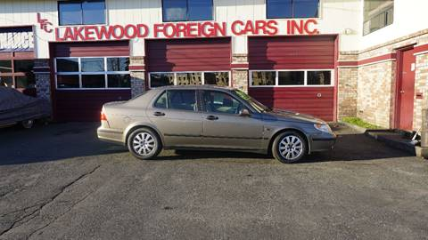 2003 Saab 9-5 for sale in Lakewood, WA
