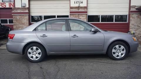 2007 Hyundai Sonata for sale in Lakewood, WA
