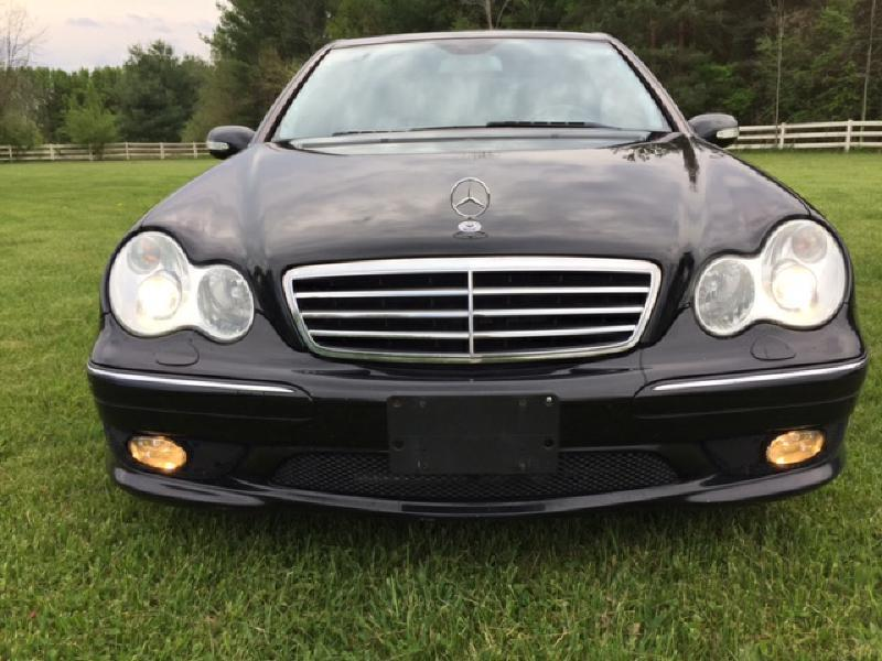 2007 Mercedes-Benz C-Class C 230 Sport 4dr Sedan - Plain City OH