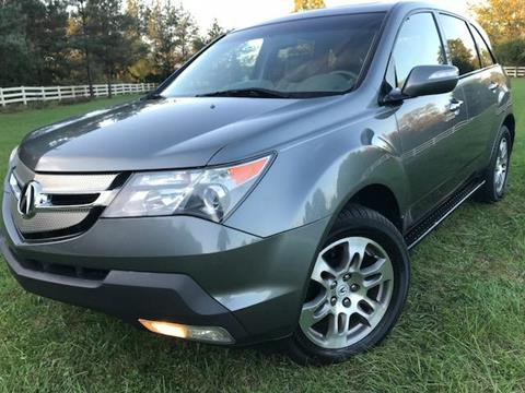 2008 Acura MDX for sale in Plain City, OH