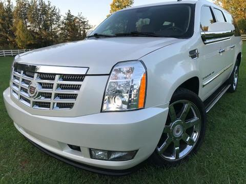 2009 Cadillac Escalade for sale in Plain City, OH