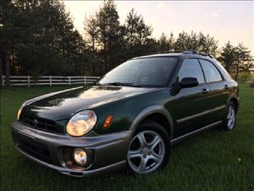 2002 Subaru Impreza for sale in Plain City, OH