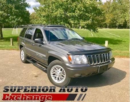 2002 Jeep Grand Cherokee for sale in Cincinnati, OH