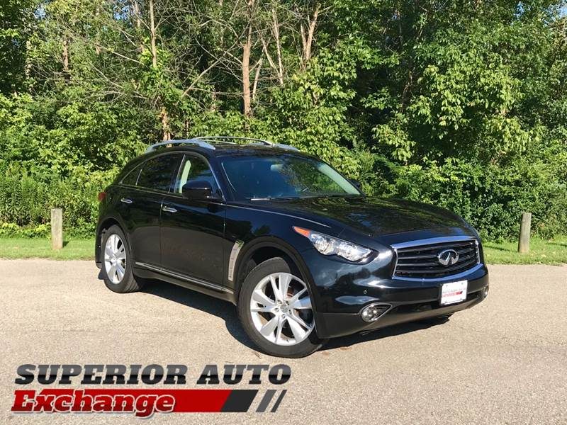 2012 infiniti fx35 limited edition in cincinnati oh superior auto exchange. Black Bedroom Furniture Sets. Home Design Ideas