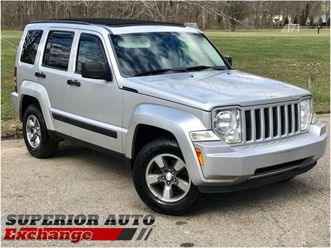 2008 Jeep Liberty for sale in Cincinnati, OH