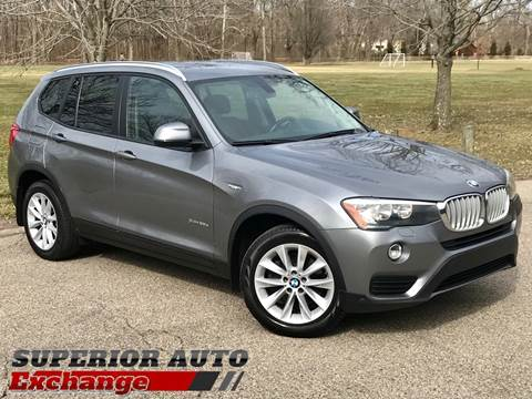 2015 BMW X3 for sale in Cincinnati, OH