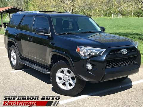 Used Toyota 4runner For Sale Carsforsale Com