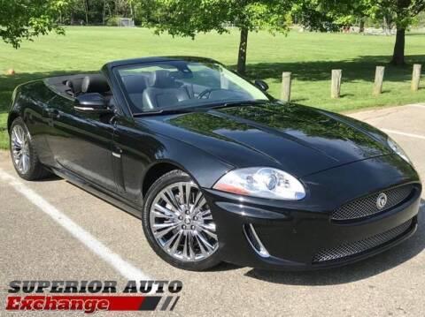 2011 Jaguar XK for sale at iAuto in Cincinnati OH