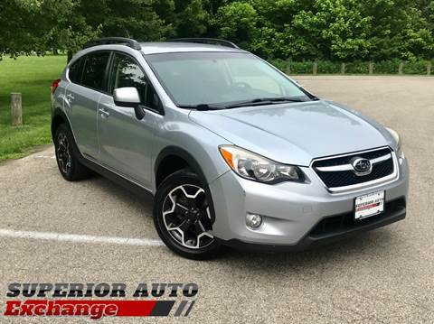 2013 Subaru XV Crosstrek for sale in Cincinnati, OH