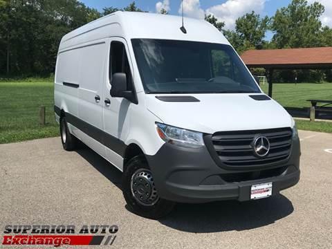 2019 Mercedes-Benz Sprinter Cargo for sale in Cincinnati, OH