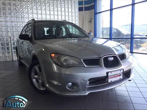 2006 Subaru Impreza for sale in Cincinnati, OH