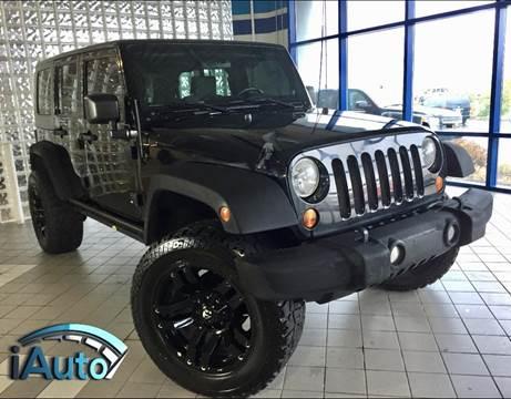 2008 Jeep Wrangler Unlimited for sale in Cincinnati, OH