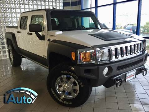 2009 HUMMER H3T for sale in Cincinnati, OH