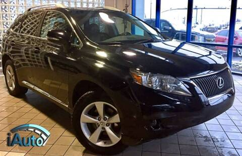 2011 Lexus RX 350 for sale at iAuto in Cincinnati OH