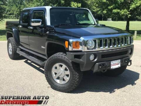 2009 HUMMER H3T for sale at iAuto in Cincinnati OH