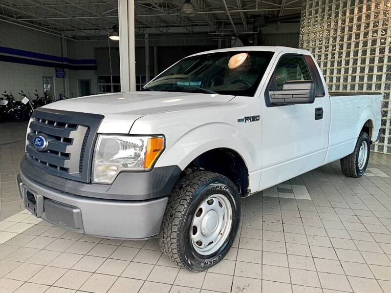 2010 Ford F-150 XL (image 3)