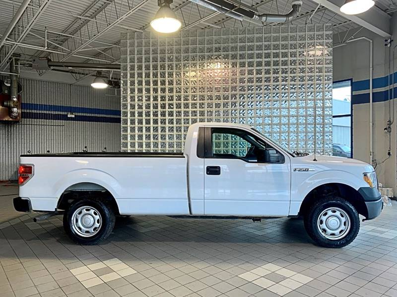 2010 Ford F-150 XL (image 8)