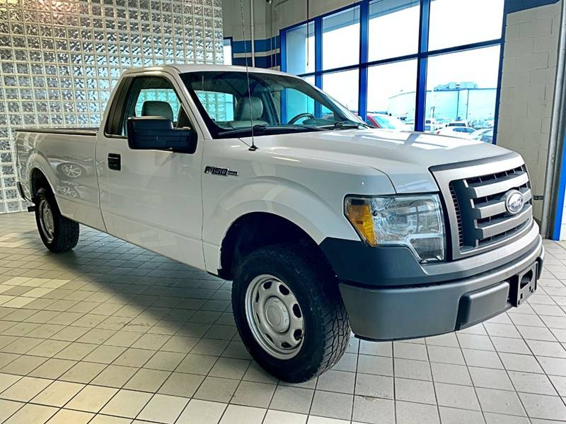 2010 Ford F-150 XL (image 9)