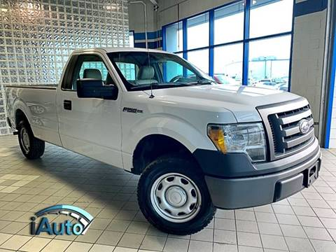 2010 Ford F-150 XL for sale at iAuto in Cincinnati OH