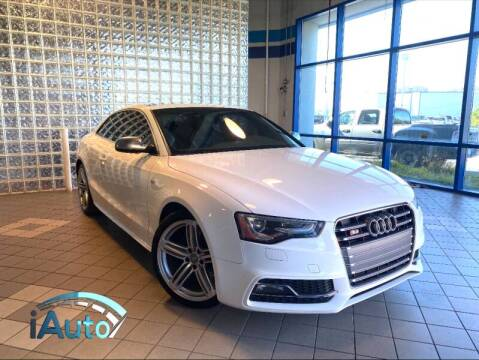 2013 Audi S5 for sale at iAuto in Cincinnati OH