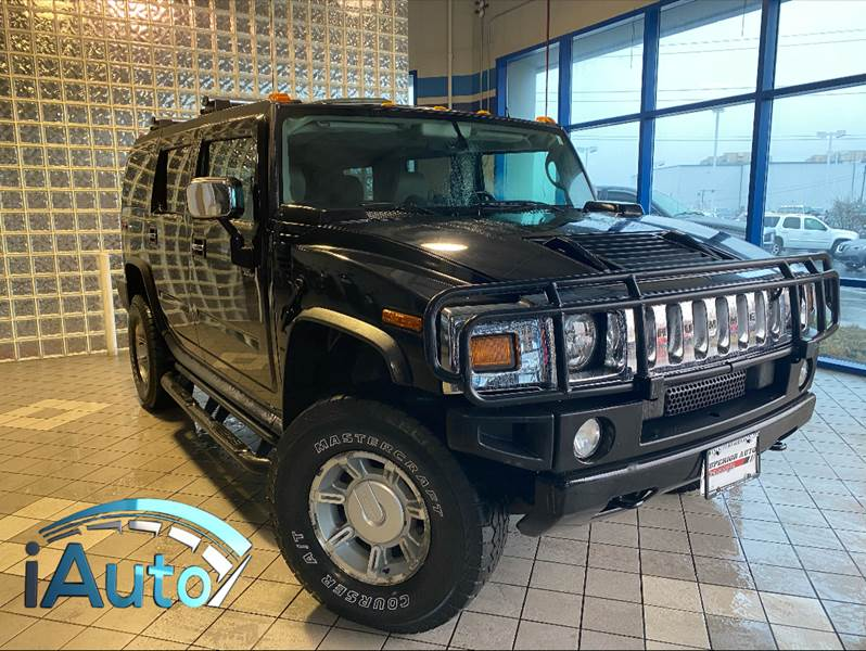2004 HUMMER H2 Lux Series (image 1)