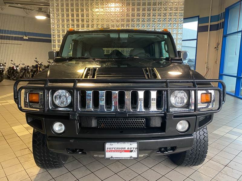 2004 HUMMER H2 Lux Series (image 2)