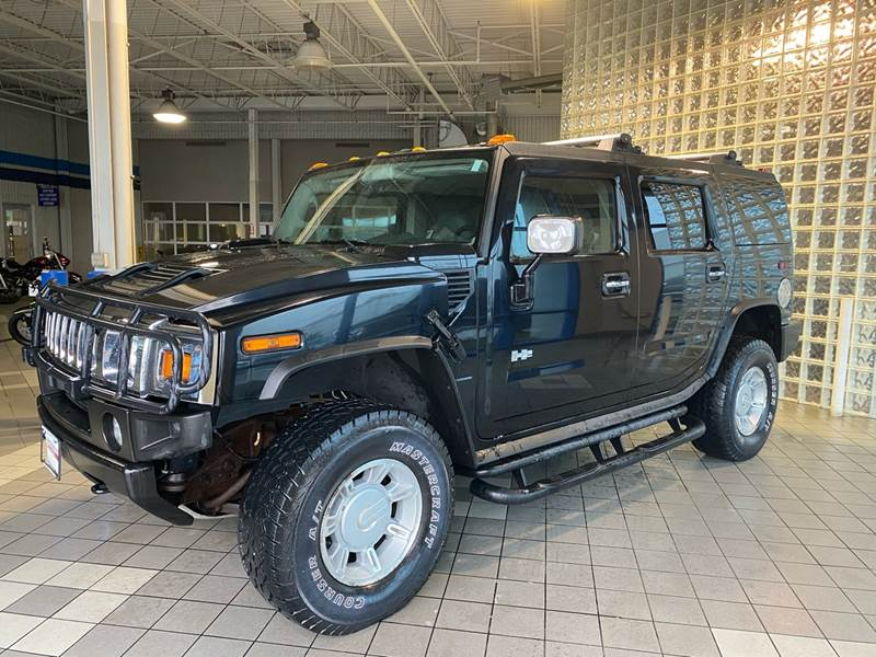 2004 HUMMER H2 Lux Series (image 3)