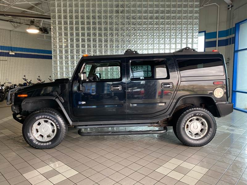 2004 HUMMER H2 Lux Series (image 4)