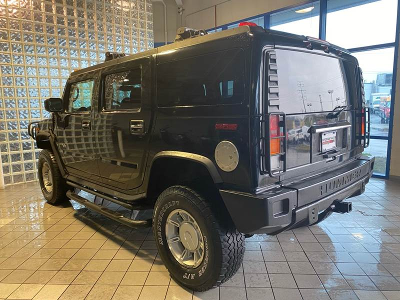2004 HUMMER H2 Lux Series (image 5)