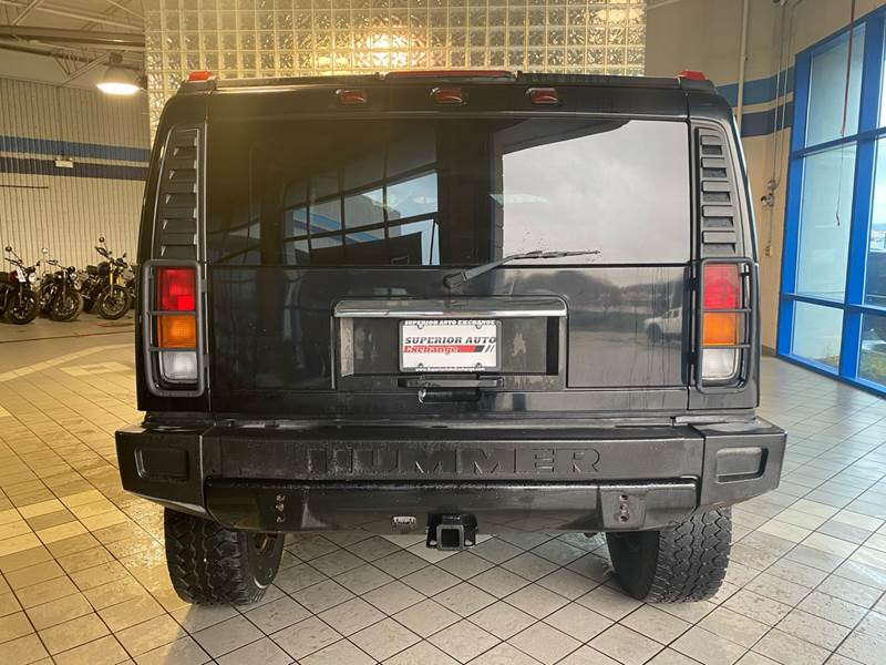 2004 HUMMER H2 Lux Series (image 6)