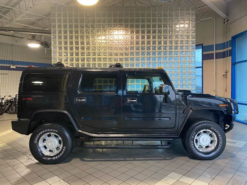 2004 HUMMER H2 Lux Series (image 8)