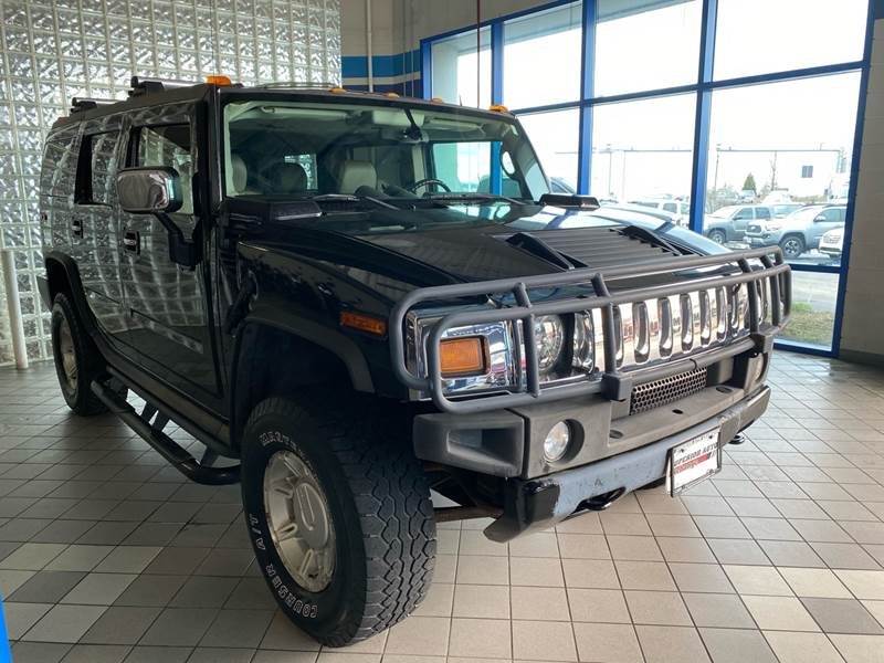 2004 HUMMER H2 Lux Series (image 9)