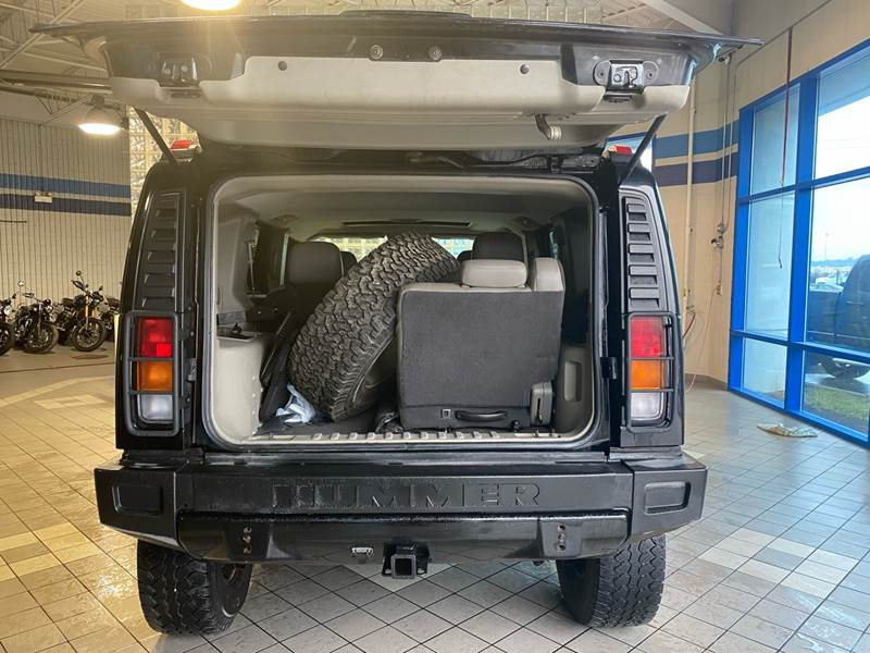 2004 HUMMER H2 Lux Series (image 30)