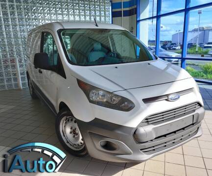 2014 Ford Transit Connect Cargo XL for sale at iAuto in Cincinnati OH