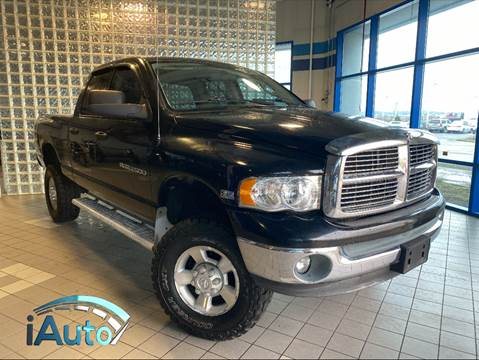 2003 Dodge Ram Pickup 2500 SLT for sale at iAuto in Cincinnati OH